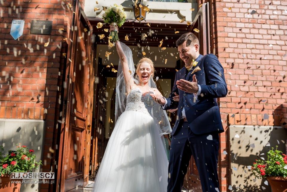 Kinga i Łukasz - wesele w Tawerna Villa Toscana, Oświęcim
