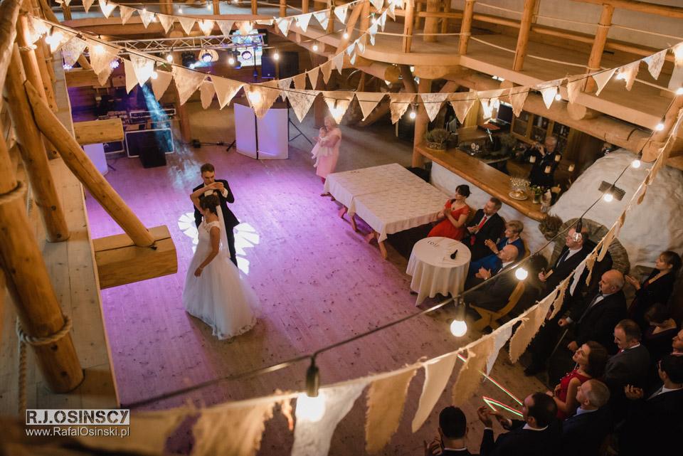 wesele gościniec nałęże