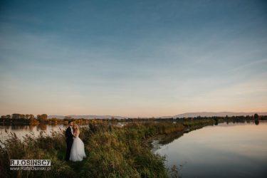 Plener ślubny w Pszczynie, Łące i Goczałkowicach