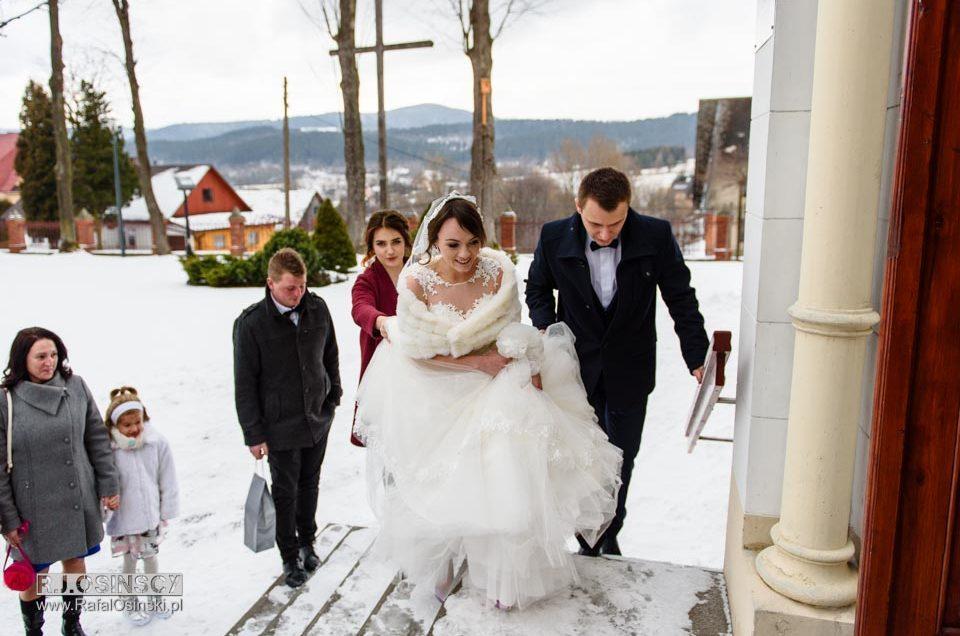 Wioletta i Adam, wesele Tequila Event Kuków