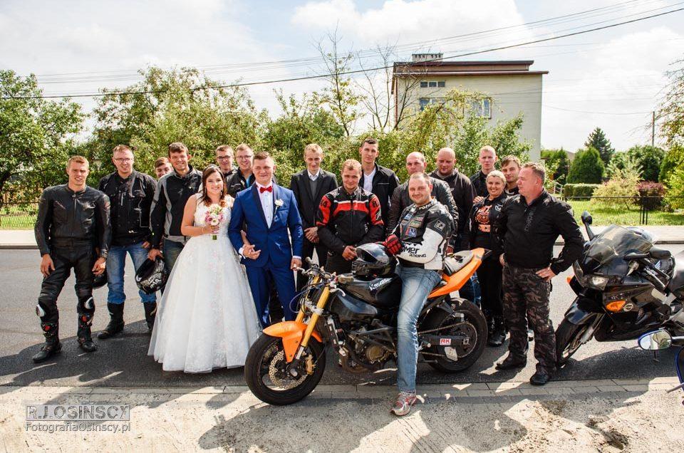 Aneta i Radek - wesele Gościniec Bonjour Chybie
