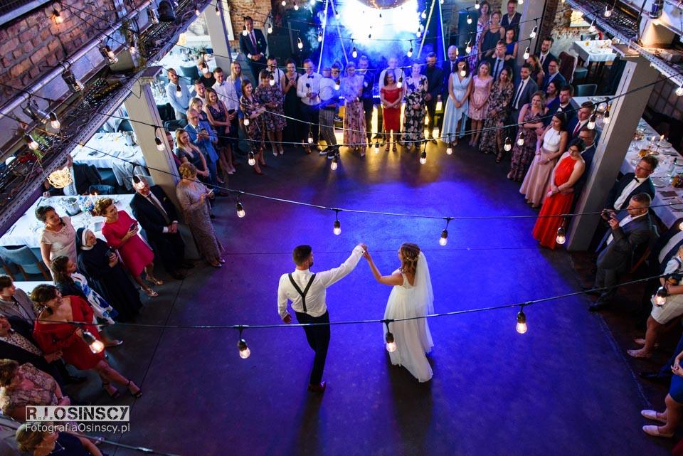 Asia i Krzysiek - wesele w Browarze Tychy