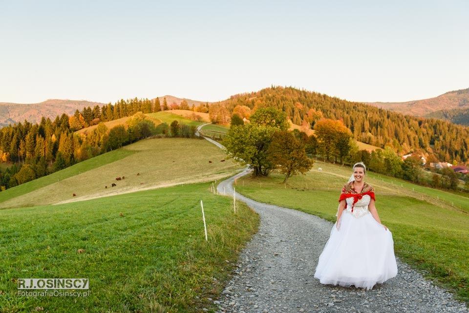 fotograf ślubny wisła