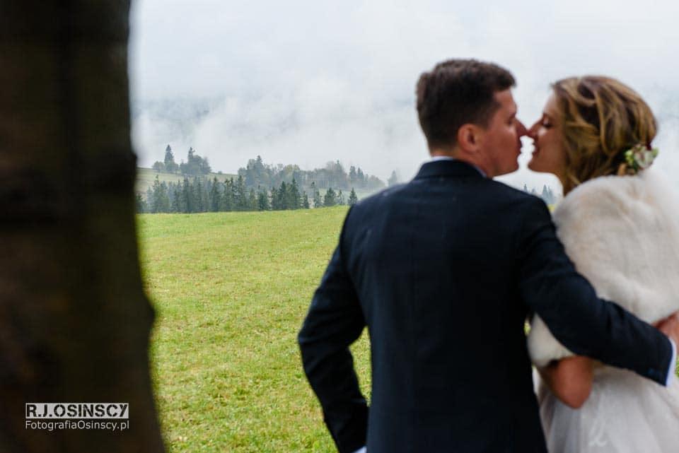 Regina i Radek - wesele w Hotelu Bachledówka, Zakopane