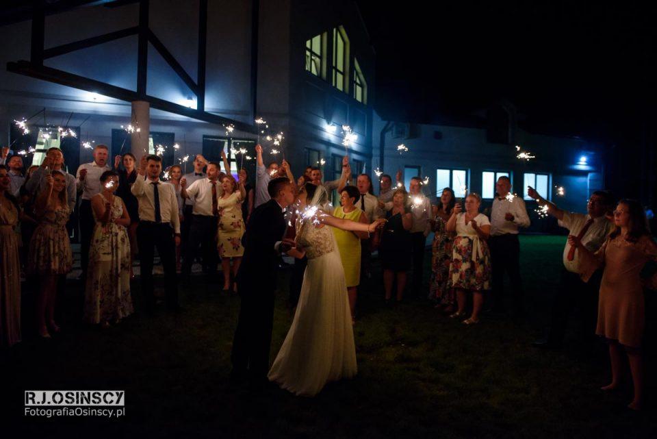 wesele dworek broniszówka