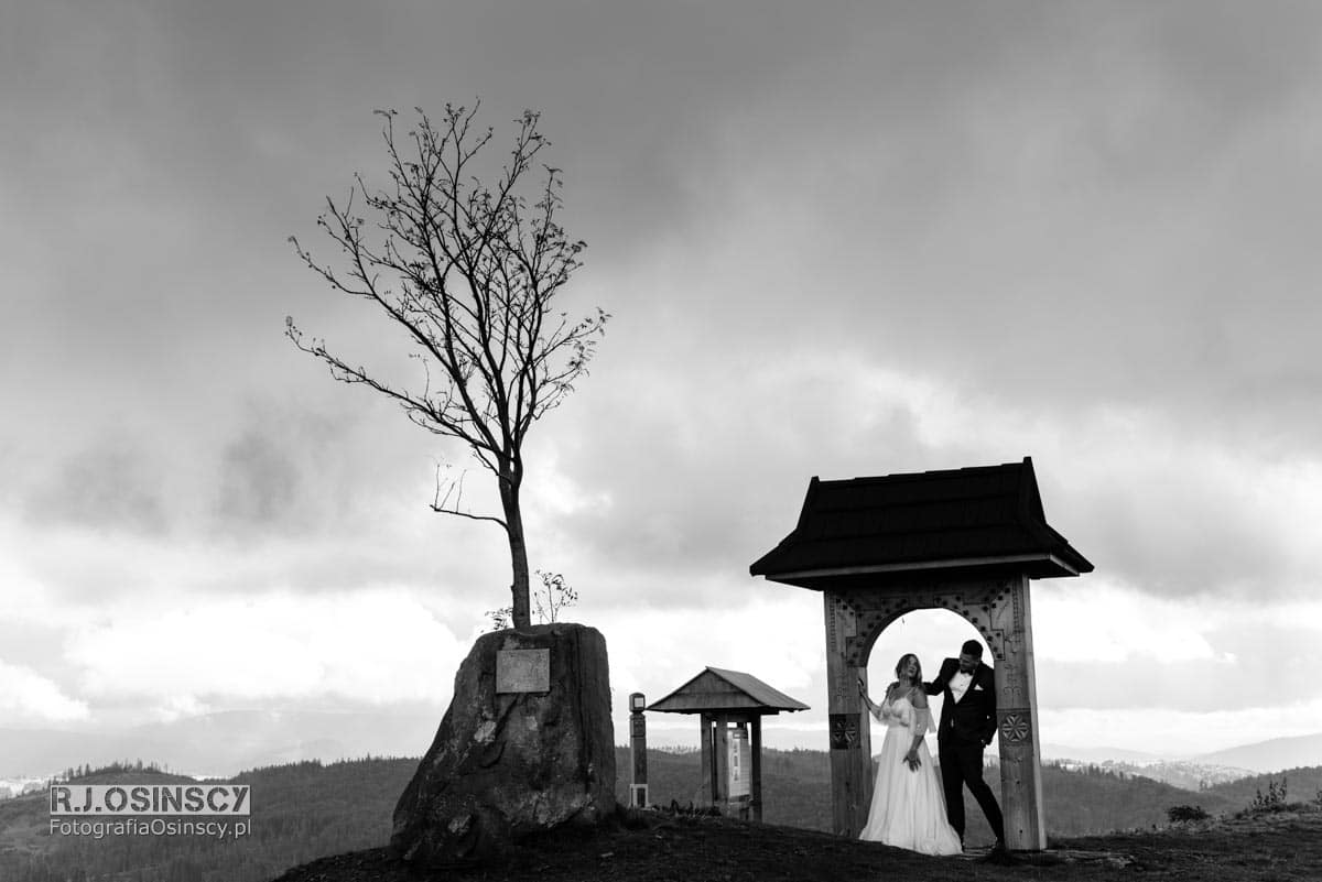 A&M - wesele Wrzosowa Chata, zdjęcia ślubne Ochodzita i Wisła Cieńków